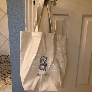 Rothy's Fillmore Store Canvas Tote
